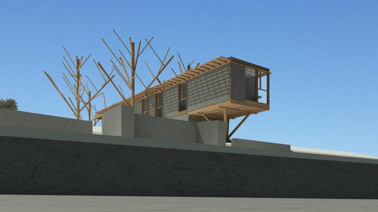 green architecture, o soutiño house part 3