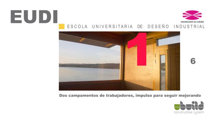 Seminario sobre Ubuild en la Escuela Universitaria de Diseño Industrial en la Universidad de La Coruña. Parte 6.1