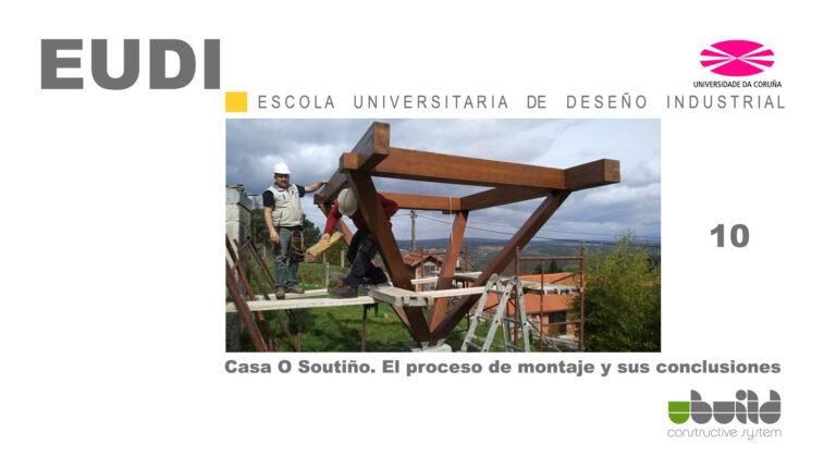 Seminario sobre Ubuild en la Escuela Universitaria de Diseño Industrial en la Universidad de La Coruña. Parte 10