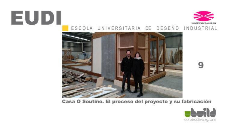 Seminario sobre Ubuild en la Escuela Universitaria de Diseño Industrial en la Universidad de La Coruña. Parte 9